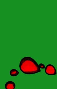 Quadro Osho Verde ok